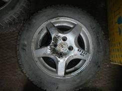 Диск колесный литой R14 4*100 j6,0 ET38 DIA57,1 (Chery)