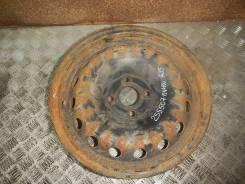Диск колесный стальной R15 4*100 j6,0 ET43 DIA58,0 (FIAT)