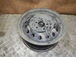 Диск колесный стальной R16 5*114,3 j6,5 ET46 DIA57,1 (Mitsubishi)