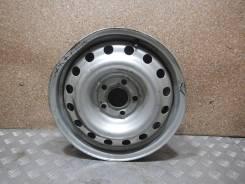 Диск колесный стальной R16 5*114,3 j6,5 ET51 DIA67,1 (Renault)
