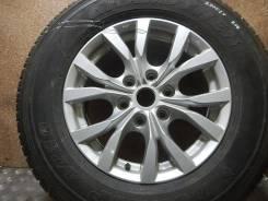 Диск колесный литой R17 6*139,7 j7,5 ET38 DIA67,1 (Mitsubishi)