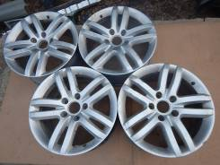 Комплект дисков литых R18 5*130 j8,5 ET58 DIA71,6 (AUDI) [4l0601025b]