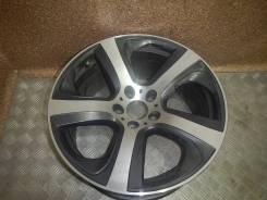 Диск колесный литой R19 5*120 j9,0 ET18 DIA72,5 (BMW) [36116858903]