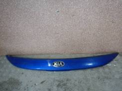 Накладка бампера переднего KIA Seltos 86599q5100