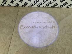 Подсветка в двери с проекцией executive white Toyota Land Cruiser
