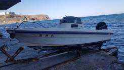 Продам корпус катера Tohatsu 205
