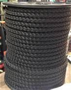 Фал полипропиленовый плетеный 18мм 8-прядный с сердечником.