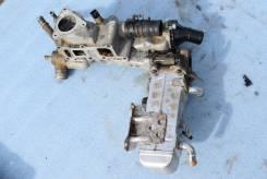 Дополнительный выносной радиатор Hyundai Santa Fe II (CM) [рестайлинг] [284162F140]