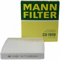 Салонный фильтр MANN CU1919 (АС108) В Хабаровске