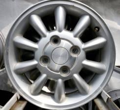 Прочнейшие литые диски R13 4x100 Suzuki