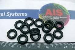 Кольцо уплотнительное NBR (7x13x3) Комплект 10 шт