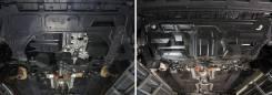 Защита двигателя Volkswagen Polo Liftback