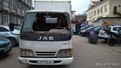 Продается JAC термофургон на запчасти