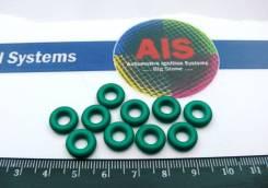 Кольцо уплотнительное FKM (5x11x3) green 1шт