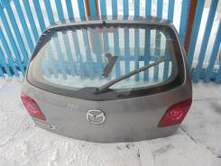 Дверь багажника mazda 3 bk