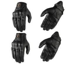 Мото Перчатки ICON Glove Pursuit