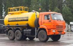 Цистерна АЦК-10 на шасси Камаз-43118-50