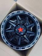 [R20store] Диск литой Replica Tuff R17 6*139.7 Mitsubishi Nissan