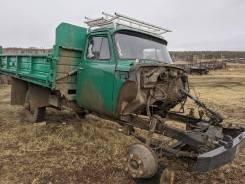 Продам Газ-53 по запчастям