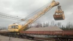 Железнодорожный кран КЖ - 662