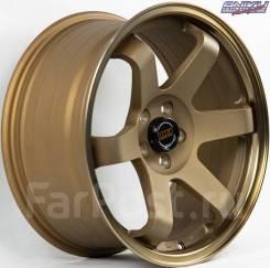 NEW! Комплект дисков Volk Racing TE37SL R17 8j ET+35 5*100