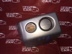 Клык бампера Mitsubishi Pajero Mini 2003 H58A-0407550 4A30, правый