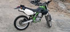 Kawasaki KLX 250, 2002