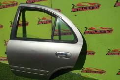 Дверь B10, FG10 Nissan Almera, Almera Classic, Bluebird Sylphy [H21014M5MM], левая задняя