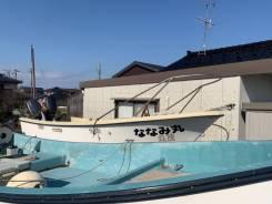 Продам лодку промысловую Yamaha. Без пробега по России.