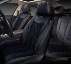 Накидки на сиденья автомобиля из алькантары Brilliant