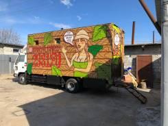 Продаётся (Готовый бизнес баня) грузовик Micubishi Fuso