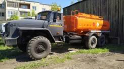 АТЗ-12 топливозаправщик бензовоз Урал-4320