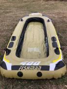 Надувная рыболовная лодка Fishman 400