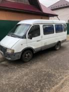 ГАЗ ГАЗель Микроавтобус, 2002