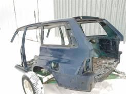 Задняя часть кузова с крышей SsangYong Musso FJ
