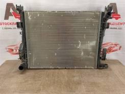 Радиатор охлаждения двигателя Renault Logan (2014-Н. в. ) [214105731R]