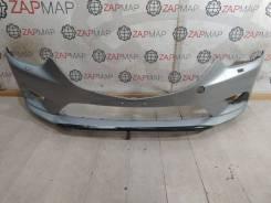 Бампер Mazda 6 2012-2015 [GHP950031] GJ, передний
