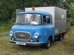 Barkas B1000, 1979