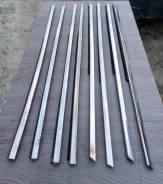 Бархотки, хром уплотнители стёкол ВАЗ 2101, 2103, 2105, 2106, 2107