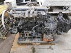 Двигатель Mitsubishi FUSO В Сборе С Коробкой 6D40T