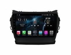 Штатная магнитола FarCar s400 для Hyundai Santa Fe 2012+ на Android