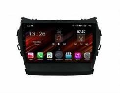 Штатная магнитола Super HD для Hyundai Santa Fe 2012+ на Android