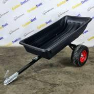 Тележка-прицеп садовая для квадроцикла/автомобиля г/п 350 кг