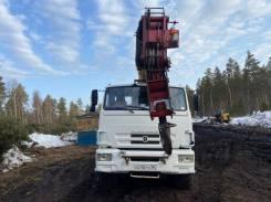 КС-55713-5В на шасси КАМАЗ-43118-24, 2013