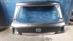 Дверь багажника Toyota Land Cruiser 200 07-15 серая