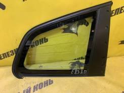 Неподвижное боковое стекло правое BMW X3