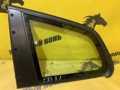 Неподвижное боковое стекло левое BMW X3
