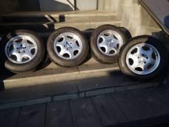 Колёса в сборе Bridgestone 225/45 R18 на дисках Ronal