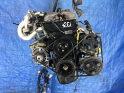 Контрактный ДВС Mazda 323 (BJ) 1998-2003гг. ZMDE 110л/с A4261