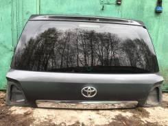 Крышка багажника в сборе Toyota land cruiser 200 2007-2012